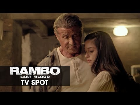 """Rambo: Last Blood (2019 Movie) Official TV Spot """"FAMILY"""" — Sylvester Stallone"""