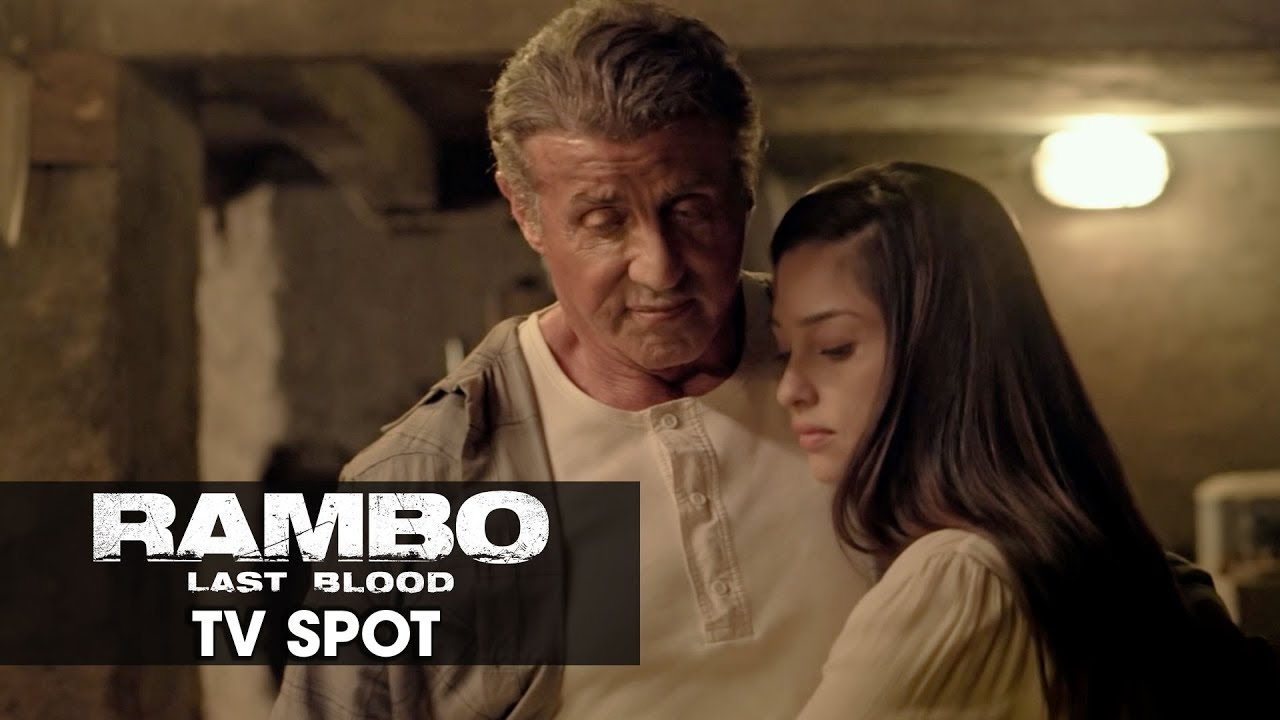 """Download Rambo: Last Blood (2019 Movie) Official TV Spot """"FAMILY"""" — Sylvester Stallone"""
