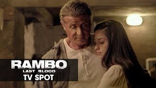 "Rambo: Last Blood (2019 Movie) Official TV Spot ""FAMILY"" - Sylvester Stallone"