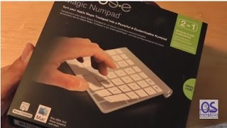 First Look: Mobee Magic Numpad (Apple Magic Touchpad)