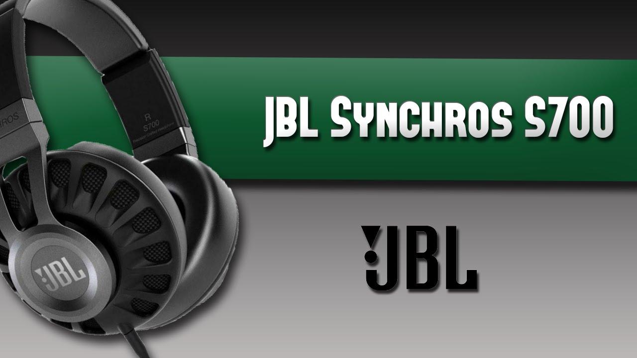 test du casque audio jbl synchros s700 youtube. Black Bedroom Furniture Sets. Home Design Ideas