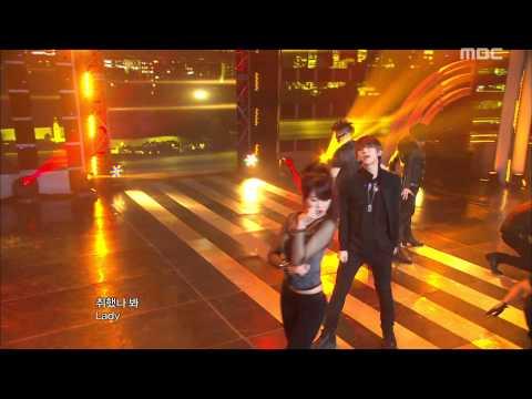 Trouble Maker  Trouble Maker, 트러블 메이커  트러블 메이커, Music Core 20120107