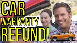 CANCEL YOUR EXTENDED WARRANTY ON YOUR CAR? YES, EVEN IF THE DEALERSHIP REFUSES! The Homework Guy