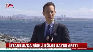 İstanbul'un riskli bölgeler nereler?