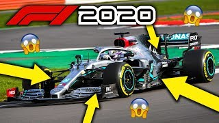 Still the Car to Beat?! - Reaction to MERCEDES 2020 F1 CAR! (Mercedes W11 Analysis)