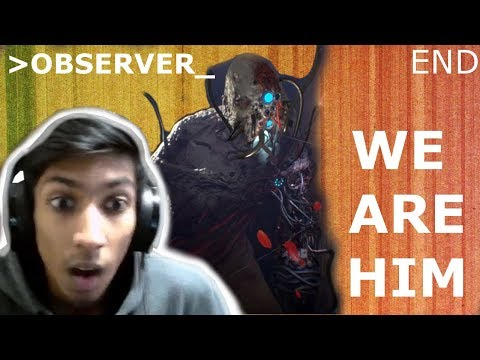 Observer Ending We are the cyborg | Playthrough part 10 Your Videos on VIRAL CHOP VIDEOS