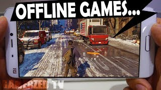 Top 10 OFFLINE GAMES for Android/iOS 2018 || No internet required || Gamerzed Tv