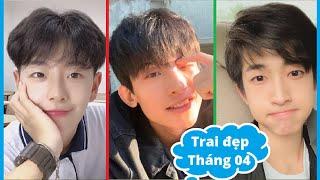 #4 Hơn 400 Video Trai Đẹp Trung Quốc Tháng 04/2019  ❤️ Tik Tok Triệu View