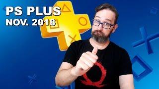 Estos son los juegos GRATIS con PS Plus de Noviembre 2018