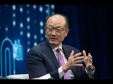An Inspiring Presentation by Jim Yong Kim, President, World Bank Group