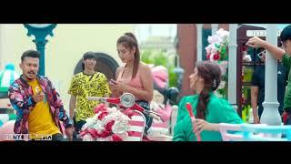 ഫ്രീക്ക് പെണ്ണിന്റെ കുഞ്ഞമ്മേടെ മോന്റെ മോൻ | Dhamaka song potti potti troll | Omar Lulu | Gopi sunda