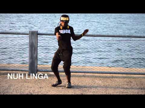 How to dance dancehall: NUH LINGA - Blacka Di Danca