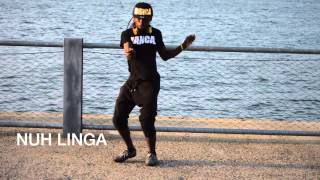 How to dance dancehall: NUH LINGA - Blacka Di Danca