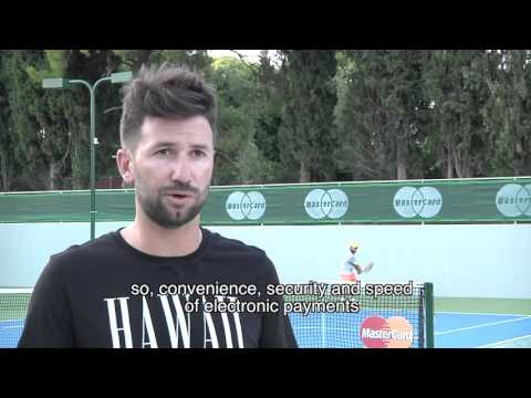 The First Cashless Small Business in Greece: Tennis Square