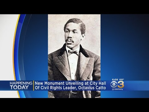 New Monument Of Civil Rights Leader To Be Unveiled At City Hall