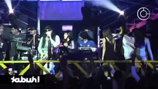 ARIEL EL TRAIDOR Y LOS PIBES HD   En vivo Tabuh Disco Mendoza   14072012