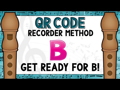 QR Recorder Book 1- Get Ready for B