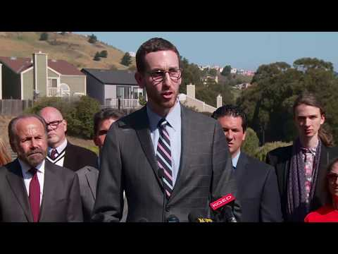 Sen. Wiener: Gun Violence Prevention Advocates Announce Legislation