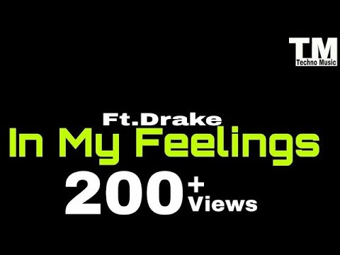 TM : In My Feeling (Kiki Do U Love Me) | Drake | #technomusic7 |#inmyfeelings|