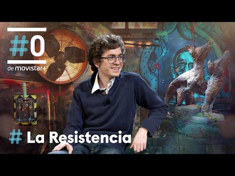 LA RESISTENCIA - Entrevista a David Antón   #LaResistencia 09.02.2021