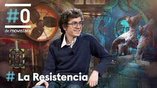 LA RESISTENCIA - Entrevista a David Antón | #LaResistencia 09.02.2021