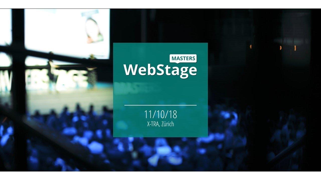 WebStage MASTERS 2017 Aftermovie