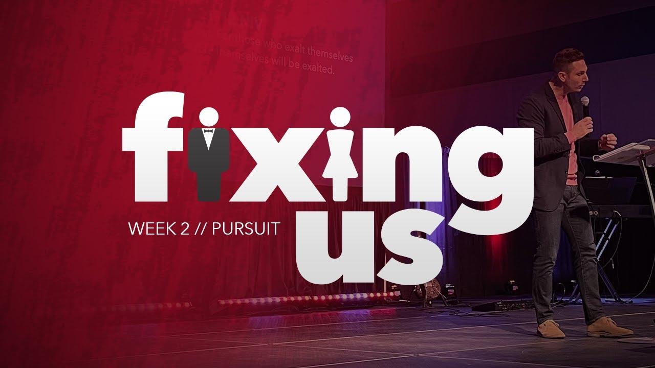 Pursuit | Pastor John Huseman | The Ark Church Online