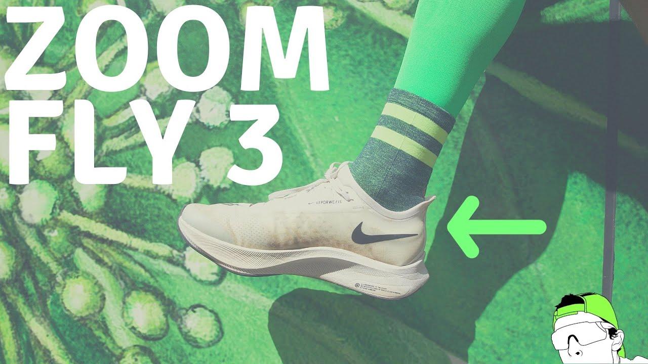 Nike Zoom Fly 3 Full Review | Vaporweave vs. Flyknit?