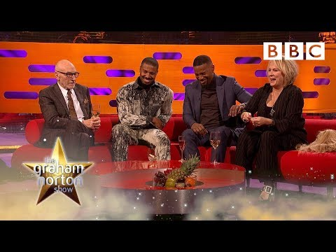 Jennifer Saunders opens DISGUSTING fan mail! | The Graham Norton Show - BBC
