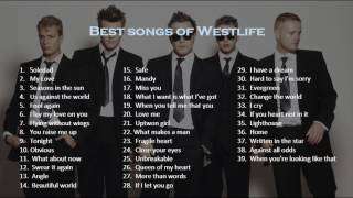 Best Songs Of Westlife