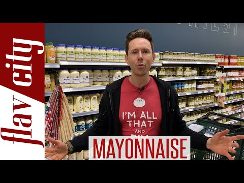 choosing-the-best-quality-mayonnaise-at-the-grocery-store