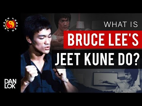 What Is Bruce Lee's Jeet Kune Do?