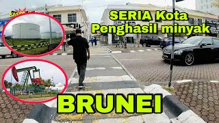 keliling Seria kota Penghasil Minyak Brunei