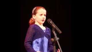 Amira Willighagen - New Year's Reception - Concert Hall Vereeniging Nijmegen - 6/1/2014