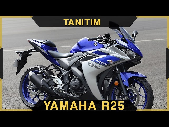 Yamaha R25 İncelemesi | Rahmi Barutçu