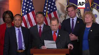 connectYoutube - US House Democrats unveil legislation to protect Robert Mueller