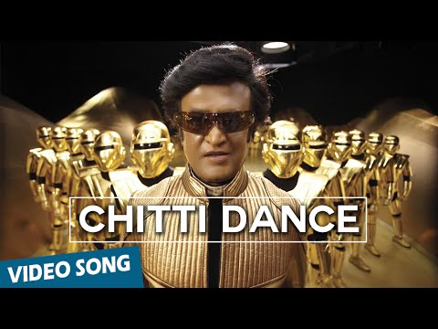 Chitti Dance Showcase Official Video Song | Robot | Rajinikanth | Aishwarya Rai | A.R.Rahman