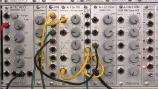 Doepfer A-136 Distortion/Waveshaper-Modulation
