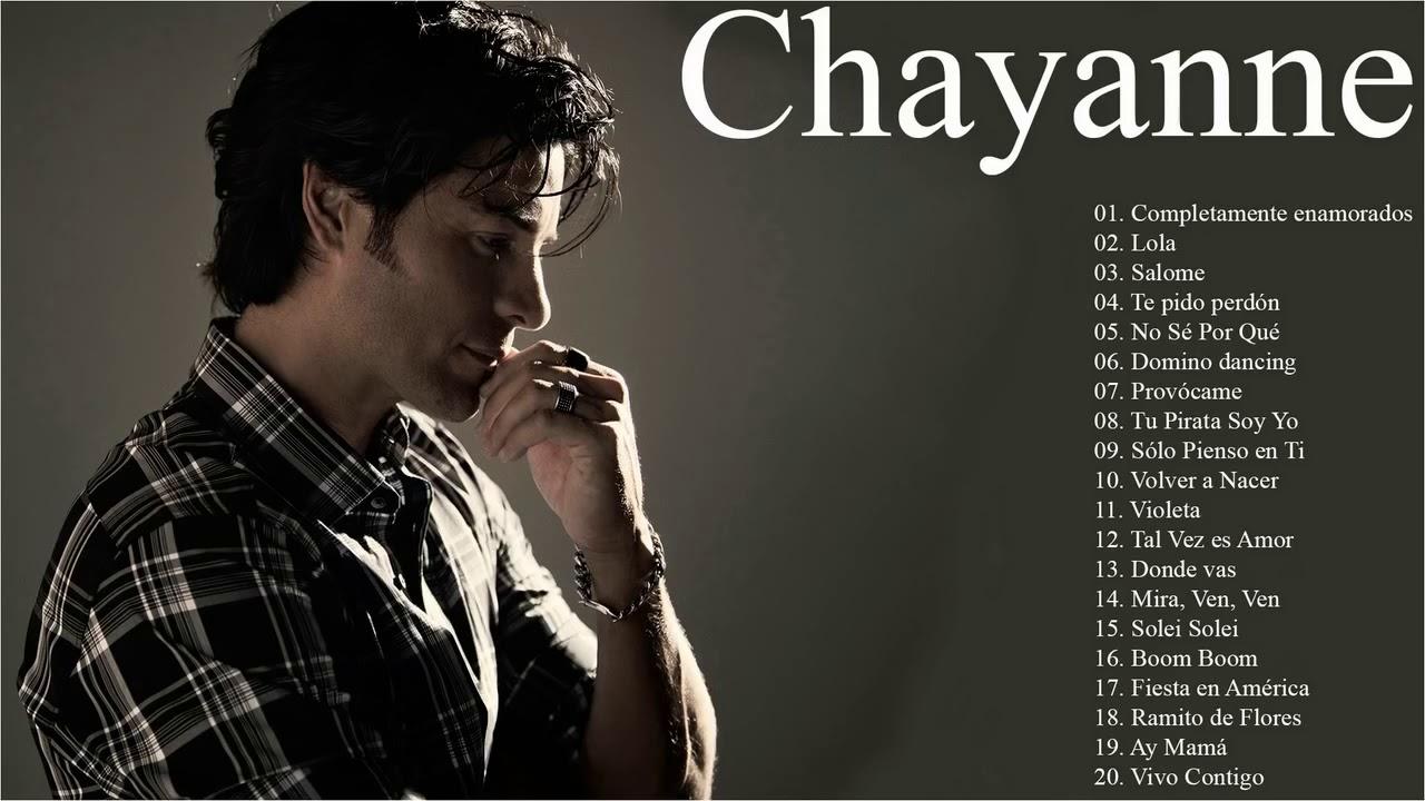 Chayanne Sus Grandes Exitos Las Mejores Canciones De Chayanne Youtube