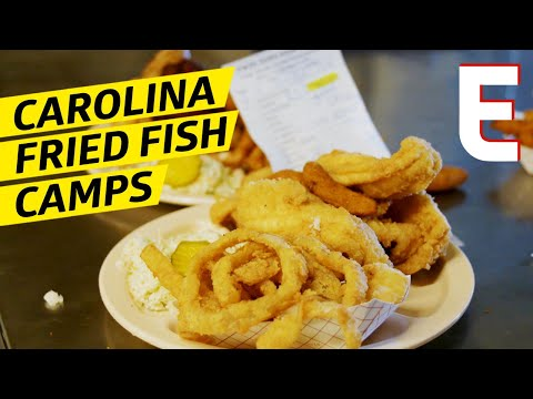 The Fried Fish At Carolina's Fish Camps That Built A Community — SFA