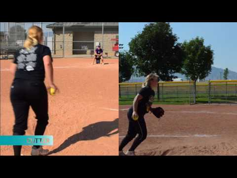 Sydney Turnbow Softball Recruiting Video
