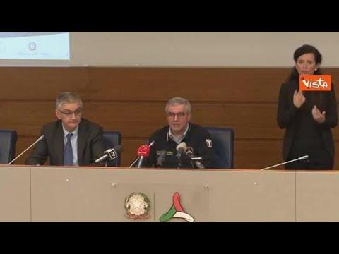 Coronavirus, Borrelli: «Noi vinciamo questa battaglia se cambiamo il nostro modo di vivere»