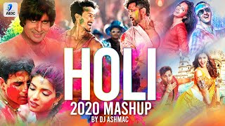 "Let's celebrate the ""holi"" festival of colors with ""holi mashup 2020"" by dj ashmac, which featuring best holi dance songs. download mp3: https://www.allin..."