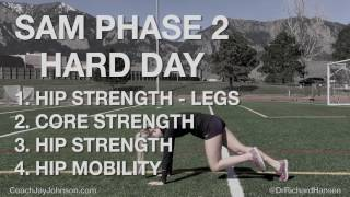 Strength and Mobility - SAM - Phase 2, Hard Day