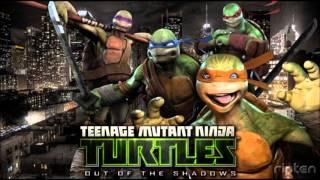 Teenage Mutant Ninja Turtles: Out of the Shadows Soundtrack - Main Menu Loop