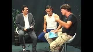 Entrevista Bernardo y Uli -tv maya .mp4