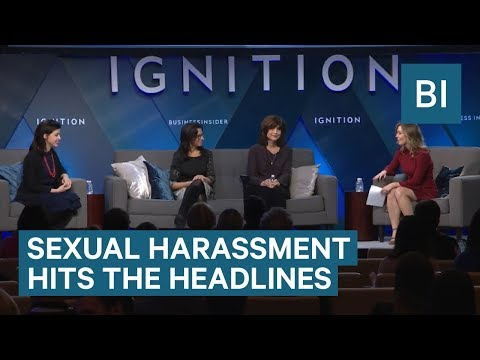 Why Did It Take So Long For Sexual Harassment Allegations To Surface?