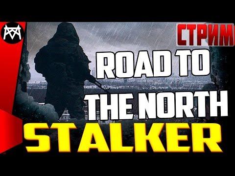 STALKER Road To The North ☢Магнит для мутантов.Говорящий контролер Рэд.