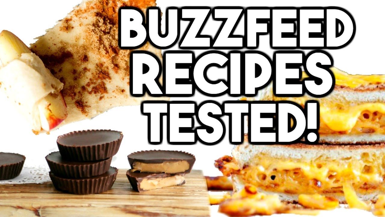 Easy buzzfeed recipes tested youtube easy buzzfeed recipes tested forumfinder Choice Image