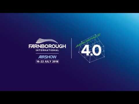 Aerospace 4.0 is coming to FIA 2018